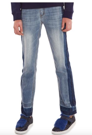 The Oilslick jeans (Photo Credit: Essentiel-Antwerp)