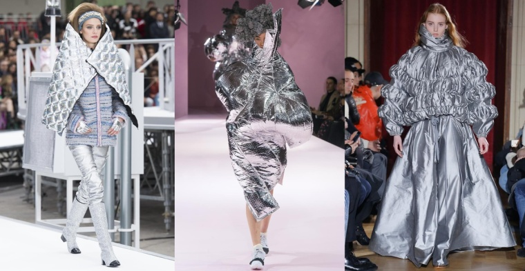 how-to-wear-fw-fall-winter-fw-2017-2018-trend-silver-galactic-print-space-odissey-belgian-brand-fashion-blogger-vogue-chanel-comme-des-garçons-y:projet